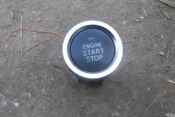 Кнопка запуска двигателя. Toyota Ractis, NCP100 1NZFE