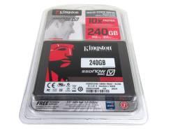 SSD-накопители. 240 Гб, интерфейс SATA 3