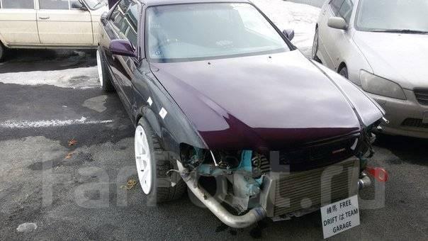 Крылья Kunny Z +25 мм на Chaser 100 кузов. Toyota Chaser, GX100, JZX100