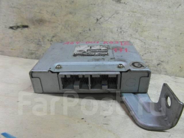 Блок управления автоматом. Nissan Serena, RC24, TNC24 Двигатели: QR20DE, QR25DE