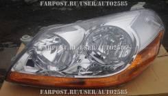 Фары (оптика) Toyota Mark 2 JZX110 (02-04) хрусталь (комплект)
