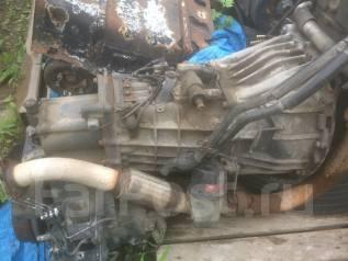 Механическая коробка переключения передач. Mitsubishi Canter