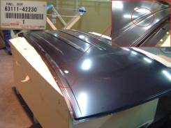 Крыша. Toyota RAV4, ASA44L, ZSA42L, ALA49L Двигатели: 2ARFE, 2ADFTV, 3ZRFE