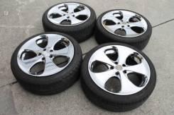 Ykm M's speed r18 7.5j +52 8j +45 & шины в подарок. 7.5x18 3x98.00, 5x114.30 ET45. Под заказ