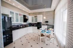 Продается современный коттедж с дизайнерским ремонтом. Супсех, р-н Анапский, площадь дома 220 кв.м., централизованный водопровод, электричество 15 кВ...
