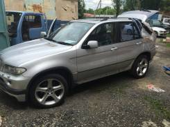 BMW X5. E53, N62