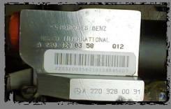 Клапан гидро подвески ABC A 220 320 03 58 Mercedes