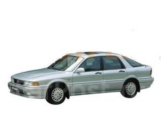 Стекло лобовое. Mitsubishi Galant