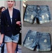 Шорты джинсовые. 42, 44, 40-44