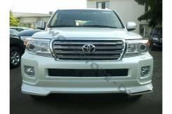 Обвес кузова аэродинамический. Toyota Urban Cruiser Toyota Land Cruiser, UZJ200W, VDJ200, J200, URJ202W, GRJ200, URJ200, URJ202, UZJ200. Под заказ