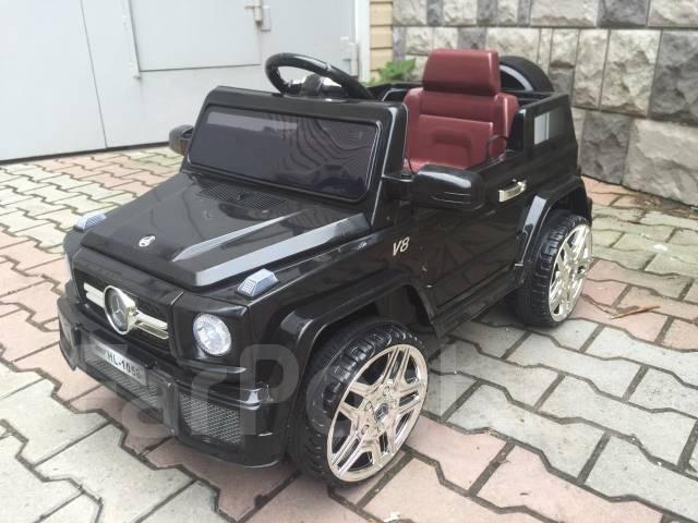 Электромобиль Гелендваген Купить детский электромобиль 68