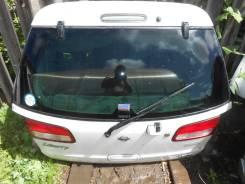 Дверь багажника. Nissan Liberty, PM12 Двигатель SR20DE