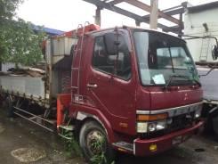 Mitsubishi Fuso Fighter. Продам грузовик, 8 200 куб. см., 4 500 кг.