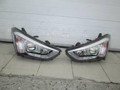 Фара. Hyundai Santa Fe, DM