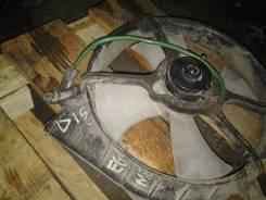 Вентилятор охлаждения радиатора. Honda Civic Ferio, EG9, EG8, EG7 Honda Civic Двигатель D15B