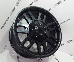 PDW Wheels. 8.0x17, 6x139.70, ET10, ЦО 110,5мм.