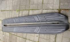 Подножка. Toyota Land Cruiser Prado, TRJ150, GRJ151, GRJ150 Двигатели: 1GRFE, 2TRFE
