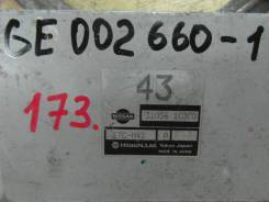Блок управления двс. Nissan Serena, KVC23 Nissan Vanette Serena, KVC23 Двигатель CD20T