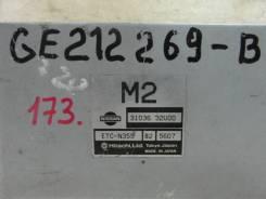 Блок управления автоматом. Nissan Cefiro, A32 Двигатель VQ20DE