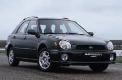 Subaru Impreza. Комплект документов