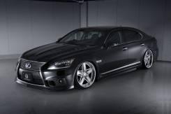 Обвес кузова аэродинамический. Lexus: LS600H / 600HL, LS600hL, LS460L, LS600h, LS460, LS460 / 460L. Под заказ