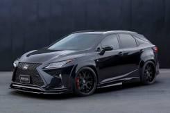 Обвес кузова аэродинамический. Lexus RX200t, AGL20W, AGL25W Lexus RX350, GGL25 Lexus RX450h, GYL20W, GYL25W, GYL25