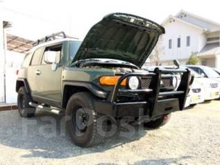 Силовые бампера. Toyota FJ Cruiser, GSJ15W, GSJ15, GSJ10W, GSJ10