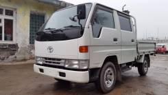 Toyota Dyna. 1999g, 4WD, A/T, 2 800 куб. см., 1 000 кг.