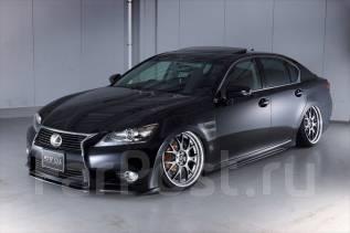 Обвес кузова аэродинамический. Lexus GS350, GWL10, GRL16, GRL15, GRL10, GRL12, GRL11 Lexus GS300 Lexus GS450h, GRL15, GWL10, GRL10, GRL11 Lexus GS250...