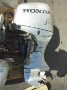 Honda. 50,00л.с., 4х тактный, бензин, нога L (508 мм)