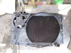 Радиатор охлаждения двигателя. Toyota Mark II, GX81 Toyota Cresta, GX81 Toyota Chaser, GX81 Двигатель 1GFE