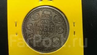 Индия рупия 1913.
