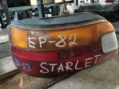 Стоп-сигнал. Toyota Starlet, EP82