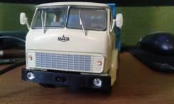 Модель МАЗ 500 в масштабе 1:43