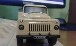 Модель ГАЗ 52 в масштабе 1:43