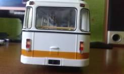 Модель ЛИАЗ 677 в масштабе 1:43