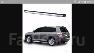 Подножка. Toyota Highlander