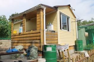 Продается дачный участок с летним домом. От частного лица (собственник). Фото участка