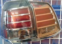 Вставка багажника. Lexus LX570 Toyota Land Cruiser, UZJ200W, J200, GRJ200, URJ202, UZJ200, VDJ200, URJ202W, 200 Двигатели: 3URFE, 1VDFTV, 1URFE, 1GRFE...