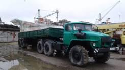 Урал 4320. Продам УРАЛ Тягач, 14 000куб. см., 6 000кг., 6x6