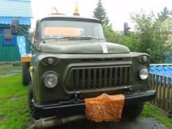ГАЗ 53А. Ассенизаторская машина, 4,50куб. м.
