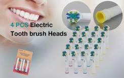 Насадки для зубных щеток и ирригаторов.
