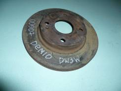Диск тормозной. Mazda Demio, DW3W