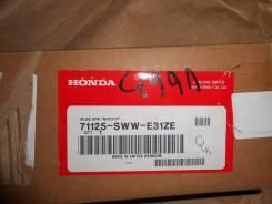 Молдинг решетки радиатора. Honda CR-V, RE5, RE4, RE3, RE7 Двигатели: R20A2, K24A, K24Z4