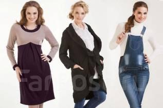 Товарные остатки одежды для будущих мам.
