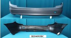Бампер. Mercedes-Benz C-Class, S204