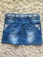 Платья джинсовые. Рост: 134-140 см