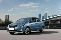 Стеклоподъемный механизм. Hyundai Solaris Kia Rio