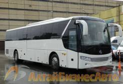 Golden Dragon XML6127. Автобус, 8 900 куб. см., 55 мест