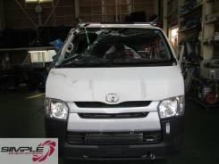 Toyota Hiace Van. KDH201, 1KD